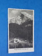 AK Von Berchtesgaden, Obersalzberg, Berghof Wachenfeld, Ehemaliges Wohnhaus Von Adolf Hitler, 1943 Ab Berchtesgaden - Berchtesgaden