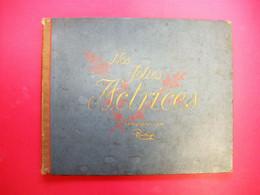 Livre Ancien Nos Jolies Actrices Photographiées Par Rutlinger  éditeur Ludovic Bachet Paris Sarah Bernhardt Otero Etc. - Art
