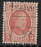 Genappe 1924  Nr. 3312D - Roller Precancels 1920-29