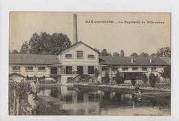 BAR Sur SEINE - 10 - Aube - La Papeterie De Villeneuve - Bar-sur-Seine
