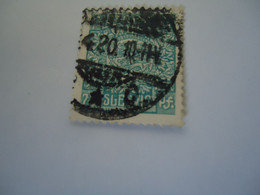PLEBISGIT  USED STAMPS  WITH POSTMARK  1929 - Ohne Zuordnung