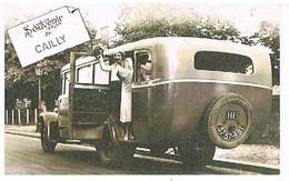 76 SOUVENIR DE  CAILLY  CPM  TBE 531-01 - Autres Communes