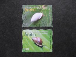 Polynésie: TB Paire N° 1236 Et N° 1237, Neufs XX. - Unused Stamps