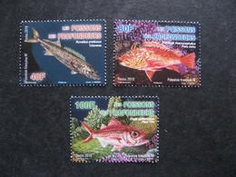 Polynésie: TB Série N° 1228 Au  N° 1230, Neufs XX. - Unused Stamps