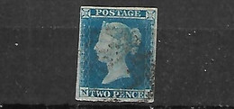 Royaume Uni 1841 Cat Yt  N° 4 - Used Stamps