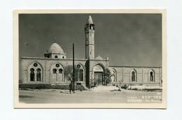 Israel : BEERSHEBA, The Mosque (Be'er Sheva, Beer-Sheva) - Israele