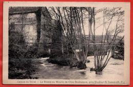 87 - B26679CPA - ORADOUR ST GENEST - Moulin Chez DAUBUSSON -  Brame - Canton Dorat - Très Bon état - HAUTE-VIENNE - Otros Municipios