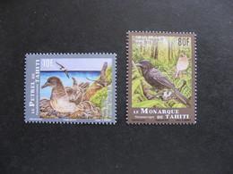 Polynésie: TB Paire N° 1205 Et N° 1206, Neufs XX. - Unused Stamps