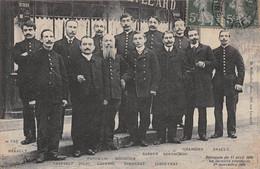 PARIS - Grève Des Facteurs - Révoqués Du 11 Avril 1906 Les Derniers Réintégrés 1er Novembe 1906 - Altri