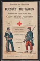 FRANCE (Croix Rouge) Bulletin Détaillé (32 Pages) Sur La Guerre 1870/71. Assemblée Générale Des Membres.... - 1801-1900