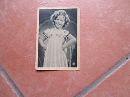"Figurina EPOCA Movie CINEMA Shirley TEMPLE N.9 Film "" Riccioli D'oro"" 20 Th Century Fox - Zonder Classificatie"