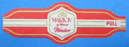 1 BAGUE DE CIGARE MARK IV BY HOUSE OF WINDSOR PULL - Cigar Bands
