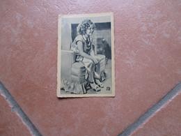 Figurina EPOCA Movie CINEMA Shirley TEMPLE N.4 Una Delle Più Recenti Fotografie Di Shirley  20 Th Century Fox - Zonder Classificatie