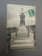 Cpa CORBIE Monument De M Léon Curé - Corbie