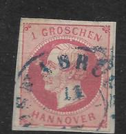 Hannover, Guter Klassischer Wert Der Ausgabe Von 1863 - Hanover