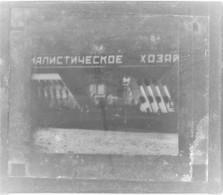 RUSSIE - Diapositiva Su Vetro