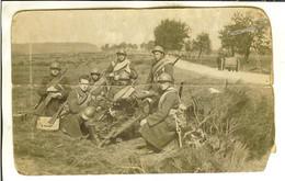 CP Photo Du Camp D'Elsenborn  1928 (  Butgenbach ) - Bütgenbach