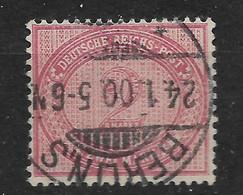 Deutsches Reich, Guter Klassischer Wert Der Innendienst-Ausgabe Von 1875 - Used Stamps