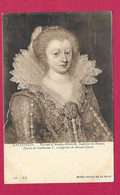 "PEINTURE.. Musée Royal De LA HAYE.. ""Portrait D'Amalia-Elisabeth, Comtesse De Hanau.."" Par RAVESTEIJN - Pittura & Quadri"