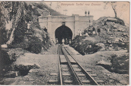 PAKISTAN (INDIA) -  Runnymede Tunnel Near Coonor - VG Animation And Railway View Etc - Pakistan