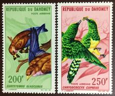 Dahomey 1967 Airmail Birds Set MNH - Non Classificati