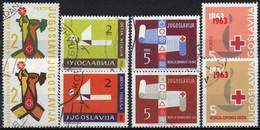 YOUGOSLAVIE 1961-3 O - Liefdadigheid