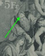 511 *. Croix Sur Le Front. Beau Timbre Propre Charnière. RUBENS.  Cote 60,--€ - Plaatfouten (Catalogus OCB)