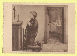 3287 - BESCHERMING DER WEES - PROTECTION DE L'ORPHELIN - Sin Clasificación
