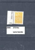 Variété De 2006 Neuf** Y&T N° 3731 Ac Sans Bande - Variedades: 2000-09 Nuevos