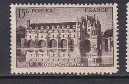 N° 610 Château De Chenonceaux: Beau Timbre Neuf Impeccable Sans Charnière - Unused Stamps
