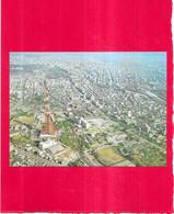 JAPON - Aerial View Of TOKYO - PUB JAPAN AIR LINES - 010821 - - Tokyo