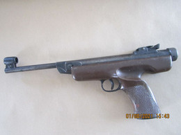 Pistolet à Air Comprimé Marque DIANA Mod 5, Cal 4,5 Mm - Equipement
