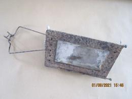 Lampe Montjardet WWI Poilu (oxydée) - Equipement