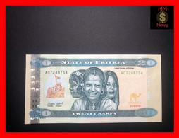 ERITREA  20 Nakfa  24.5.2012   P. 12   UNC - Eritrea