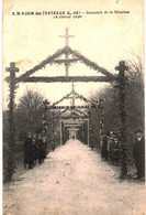CPA N°2577 - SAINT-AUBIN-DES-CHATEAUX - SOUVENIR DE LA MISSION 14 FEVRIER 1926 - Altri Comuni