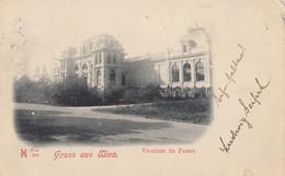AK - Wien II. - Gruss Aus Wien - VIVARIUM Im Prater  1898 - Prater