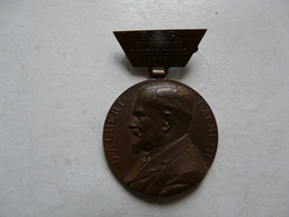 MEDAILLE B.C.G. - 1er CONGRES INTERNATIONAL 1948 LILLE - ALBERT CALMETTE - Autres