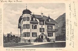 GARMISCH (BY) Villa Dorn - Garmisch-Partenkirchen