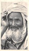 CPSM Moutarde AMORA - SAHARA ESPAGNOL - Tête De Vieillard Timbrée, Oblitérée 1953 ( ͡◕͜ʖ ͡◕) ♦ - Publicité