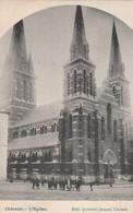 Châtelet. L'Eglise. Scan - Châtelet