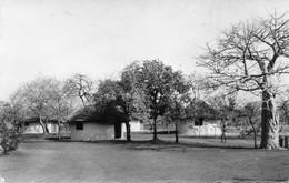 Dahomey - Campement - Hotel De Parga - Verso - - Dahomey