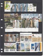 2016 Portugal Collection Of 60 Stamps & 9 Sheets Face Value €53.36 MNH @ Below Face Value - Ganze Jahrgänge