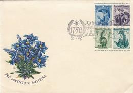 Österreich Brief 1951 - 1945-60 Brieven