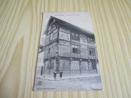 CPA Bar-sur-Seine (10).Maison Du XVIe Siècle. - Bar-sur-Seine