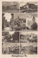 Russia - KALININGRAD Königsberg - Multi-Views Postcard - Publ. J. Simonsen - Russland