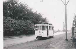 """Wetteren """" Kapel """" Ligne Wetteren - Aalst - Strassenbahnen"""