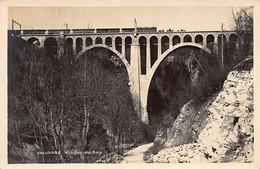 VALLORBE (VD) Viaduc Du Day - Ed. Perrochet - VD Vaud