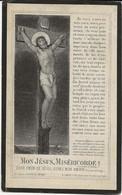 DP. CHARLES VAN DER EECKEN - AELVOET ° NUKERKE 1819- + RENAIX 1904 - Religion & Esotericism
