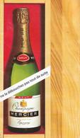 """Petit Livret De 24 Pages Au Format 10.4 X 17.9 édité Par Le Champagne """"Mercier"""" - Belle Documentation Sur Le Champagne - Ohne Zuordnung"""