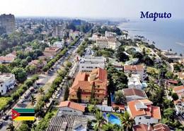 Mozambique Maputo Aerial View New Postcard Mosambik AK - Mozambique